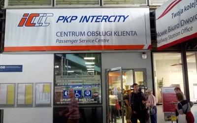 Dw. Centralny Centrum Inter City PKP